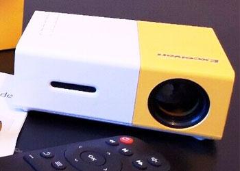 best-small-portable-video-projectors